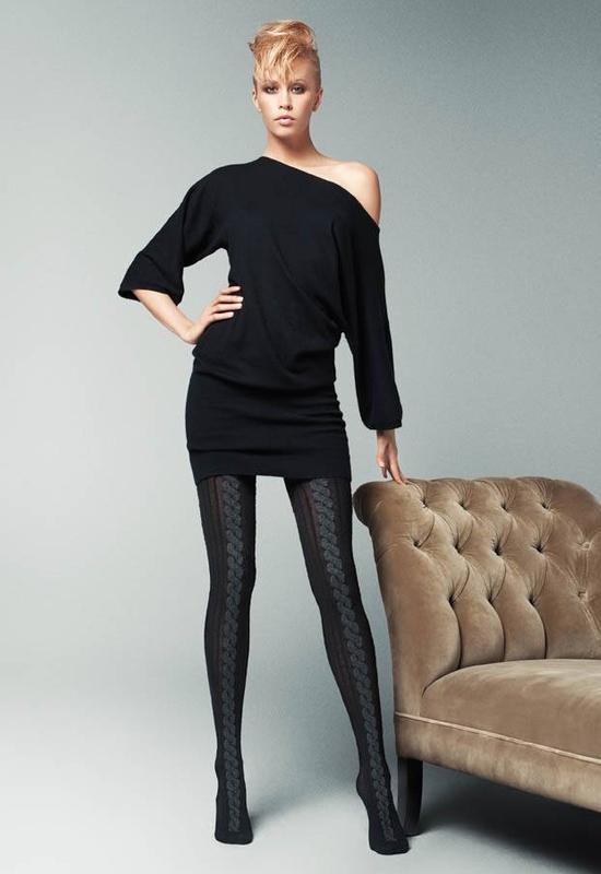 Punčochové kalhoty Veneziana Elisabetta