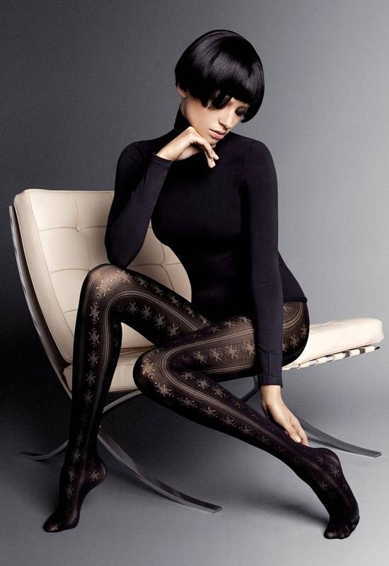 Punčochové kalhoty Veneziana Isabella